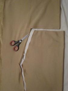 גזרת מכנסיים