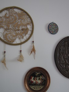 dream catcher - diy