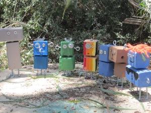 סדנת רובוטים