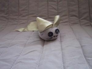 בובת גרב - עכבר