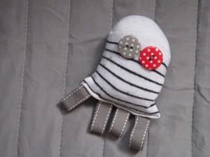sock dall - ocutupus