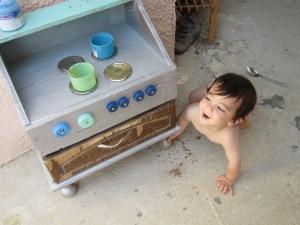 תנור משחק לילדים