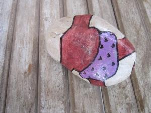 ציור על אבן