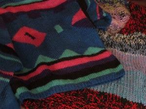 סוודרים ישנים